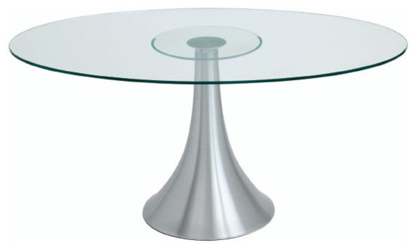 Satellite Dining Table Oval Modern Dining Tables Toronto By Lofty A