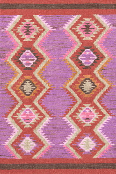 eclectic rugs by Dash & Albert Rug Company