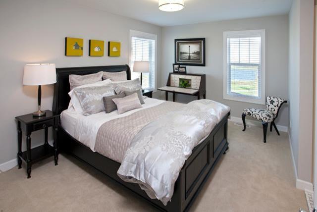 The Kensington traditional-bedroom