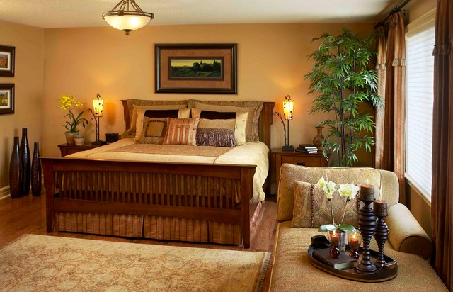 Regina Sturrock Design Inc. traditional-bedroom