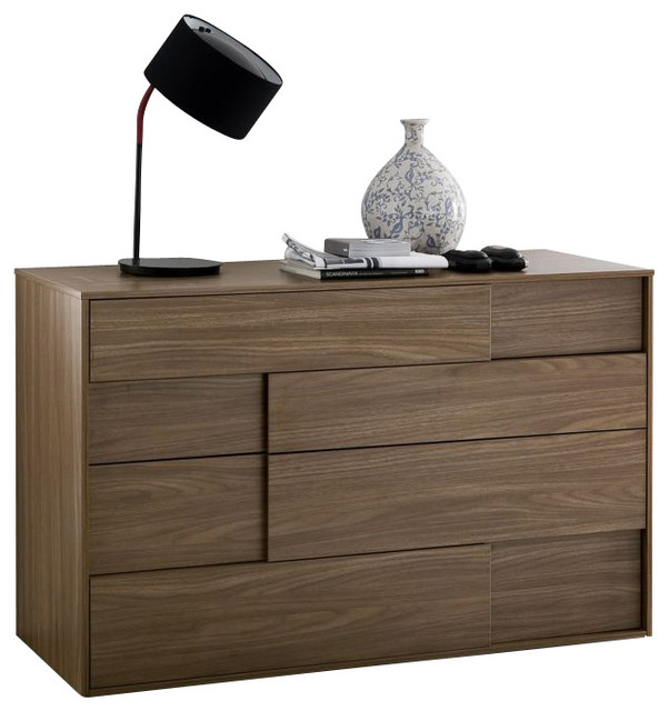 Square Dresser Modern Dressers By Inmod