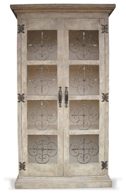 Armoires and Bookcases - Traditional - Bookcases - houston - by Koenig ...