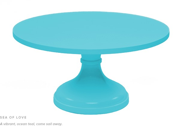 14 Cake Stand, Sea of Love modern serveware