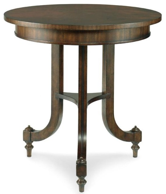 Swan Walk Lamp Table traditional-side-tables-and-accent-tables