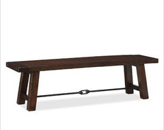 Benchwright Bench traditional-dining-benches
