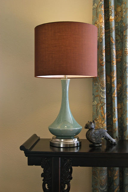 Cordless Indoor Wall Lamps : JADE indoor cordless table lamp - Table Lamps - dallas - by Modern Lantern