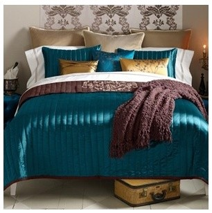 Maxwell Coverlet Set - Modern - Quilts And Quilt Sets - by AllModern