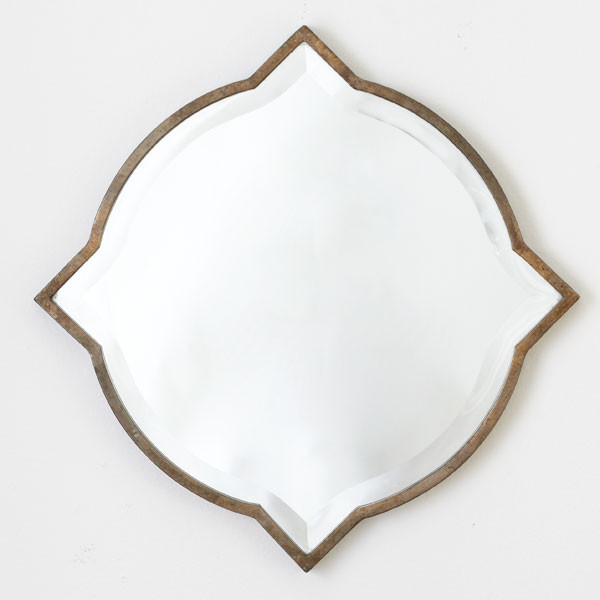 Compass Mirror traditional-wall-mirrors