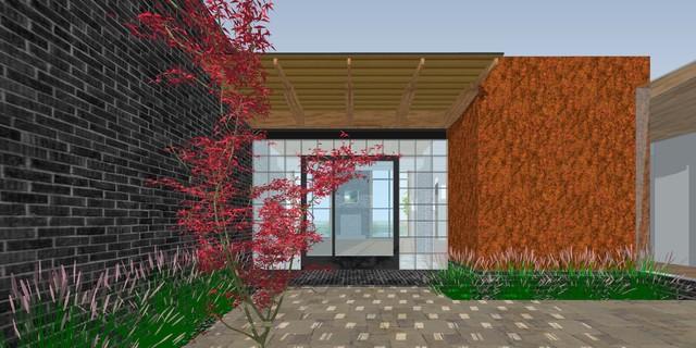 Goochland county residence modern