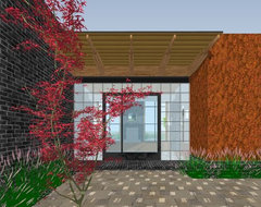 Goochland County Residence contemporary-rendering