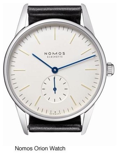 Nomos Orion Watch By Modern Watches modern