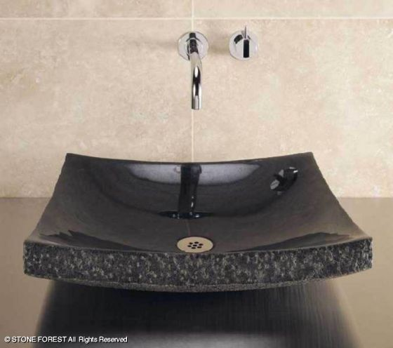 Zen Vessel asian bathroom sinks