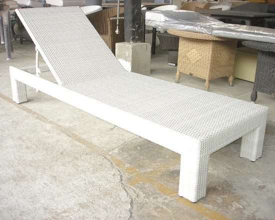 SL1 Chaise lounge -