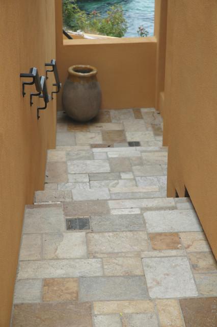 Antique Biblical Limestone mediterranean