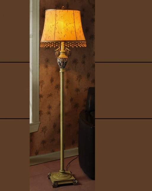 Living room bead curtains long pole floor lamp for Living room floor lamps