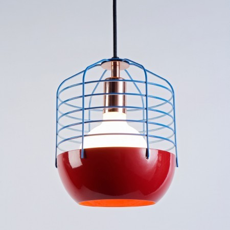 Bluff City eclectic pendant lighting