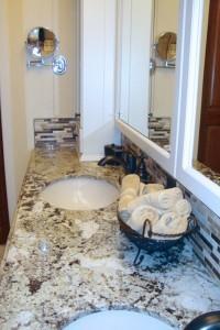 Alaska Granite Kitchen and Bath modern-bathroom