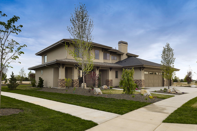 Sunny Afternoon by Brighton Homes - Craftsman - Exterior ...