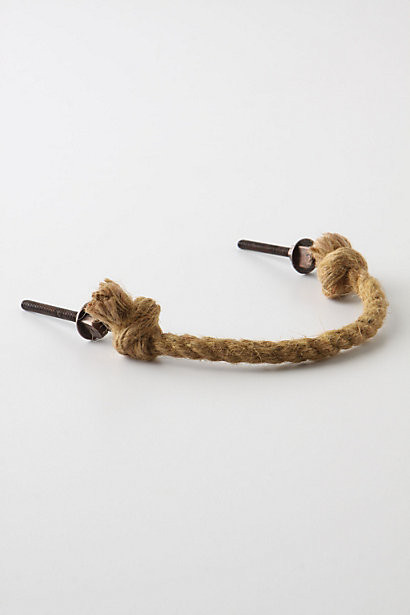Pliant Rope Handle eclectic handles