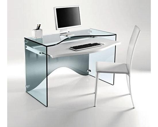 Tonelli - Tonelli   Strata Desk - Design by Karin Rashid, 2009.