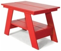 Loll Designs | Adirondack Table modern-outdoor-dining-tables