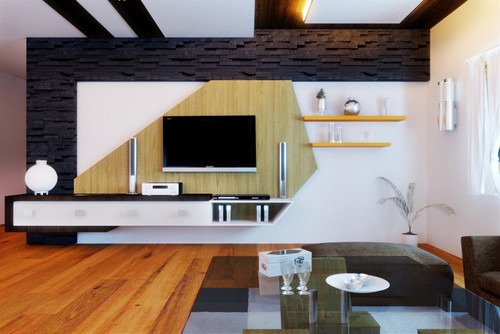 Designer Modular Tv Unit