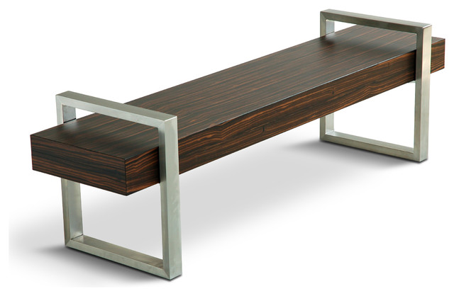modern bedroom benches