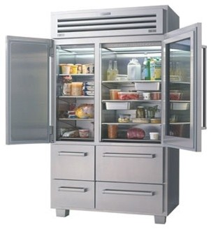Sub-Zero Pro 48 - Contemporary - st louis - by Sub Zero/Wolf Appliances by Roth Distributing