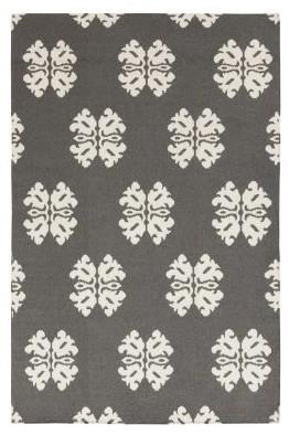 Surya FT-31 Flat-Weave Area Rug modern-rugs