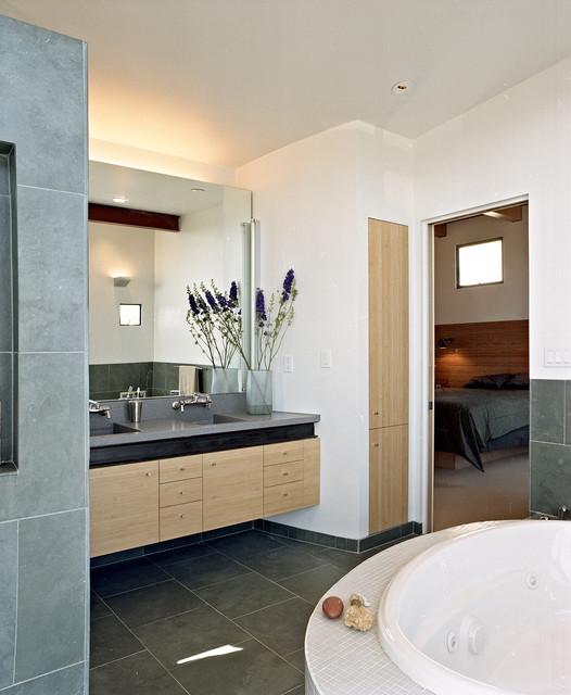 Parlette Residence contemporary-bathroom