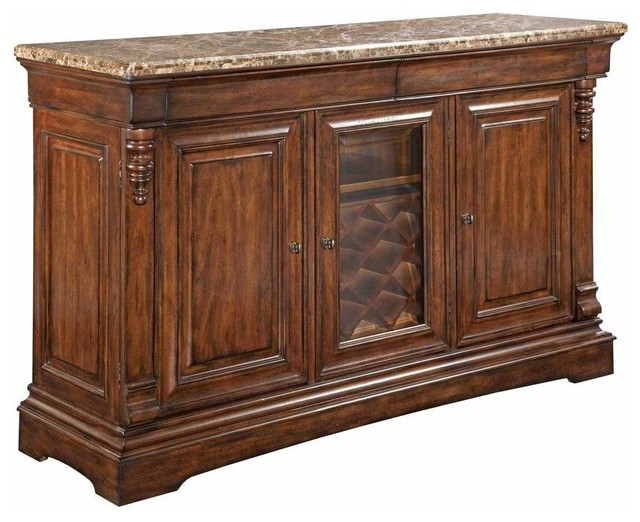 Kincaid Furniture Artisan Shoppe Marseille Credenza Armchairs And Accent Chairs By Carolina