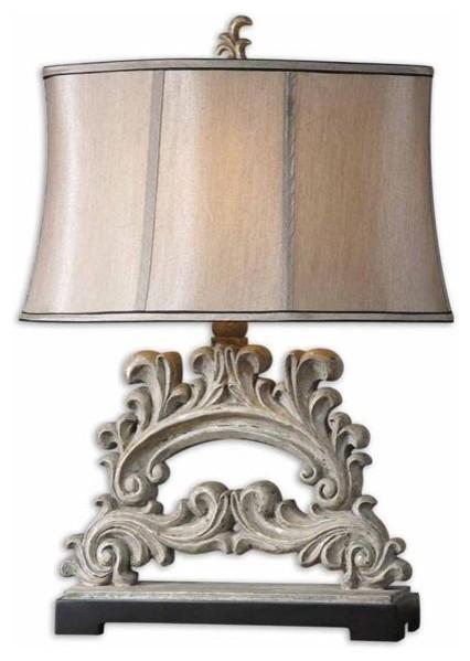 Uttermost Lyndalia Rustic Table Lamp modern-table-lamps