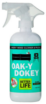 Better Life Oaky Doky Wood Cleaner and Polish - 16 fl oz cleaning-supplies