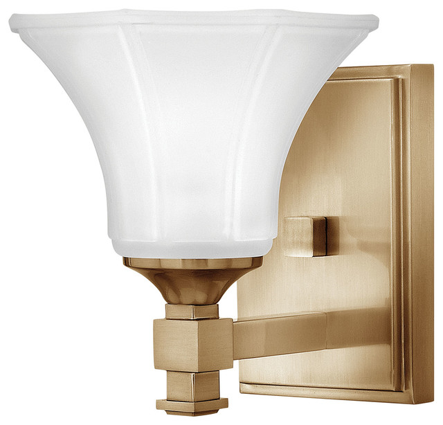 Abbie Single Wall Sconce contemporary-wall-lighting