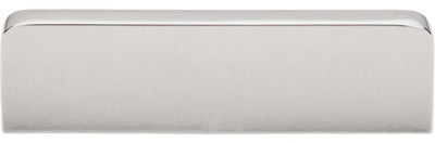 """Neo Center Knob 3"""" (c-c) - Polished Nickel modern-cabinet-and-drawer-knobs"""
