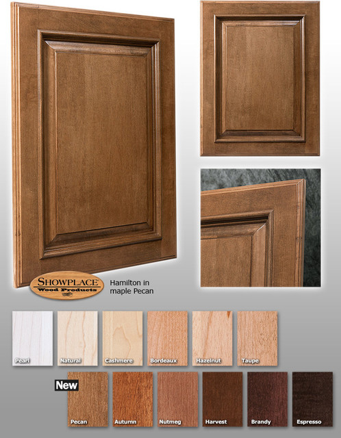 Hamilton Showplace Cabinets - Traditional - Kitchen Cabinetry - other metro - by Showplace Wood ...