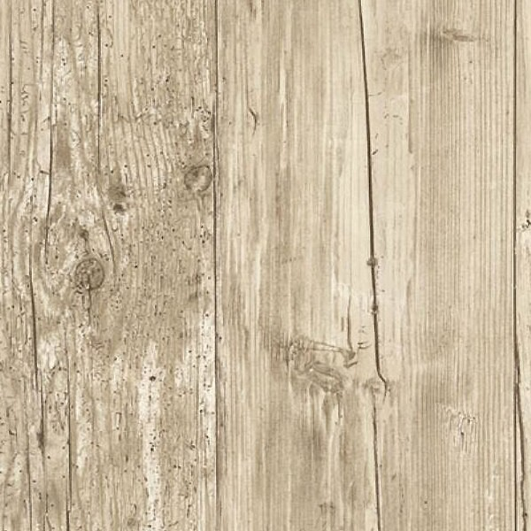 Rustic Wood Planks Wallpaper - Contemporary - Wallpaper ...
