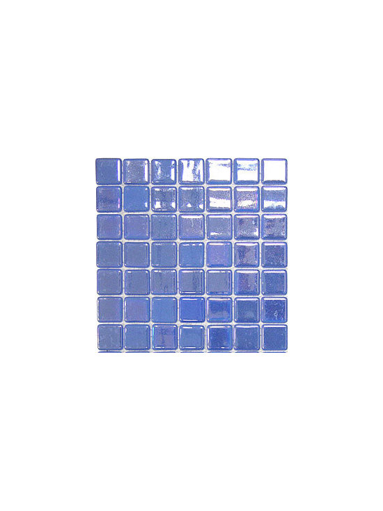 Vidrepur Fireglass glow in the dark glass mosaic - Glow in the dark glass tile mosaic. Available in 2 colors.