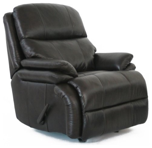 Barcalounger Affinity II Recliner - Stargo Remy Chocolate contemporary-armchairs-and-accent-chairs