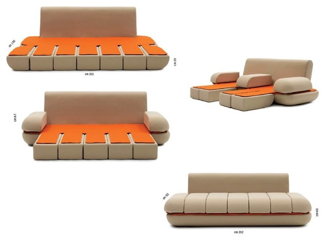 Modern Sofa Beds Made In Italy Modern Futons New