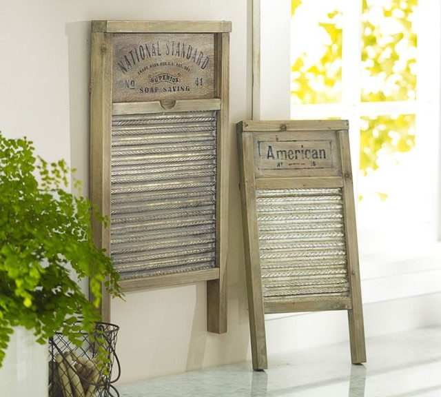 Vintage Washboards traditional laundry products