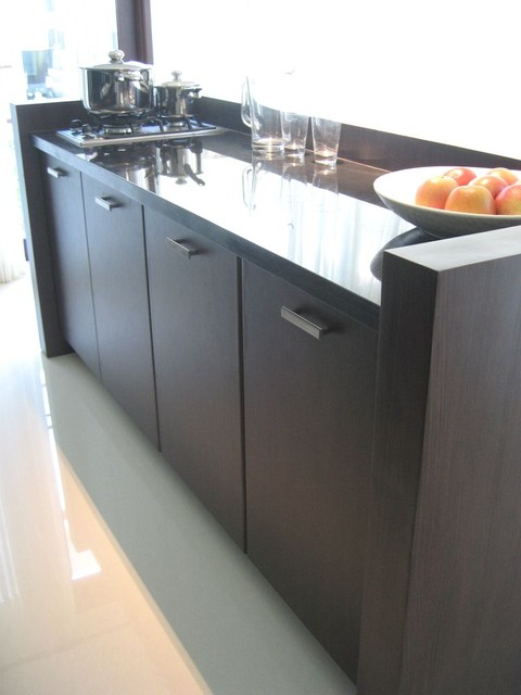 Melior Kitchen System modern-kitchen-cabinets