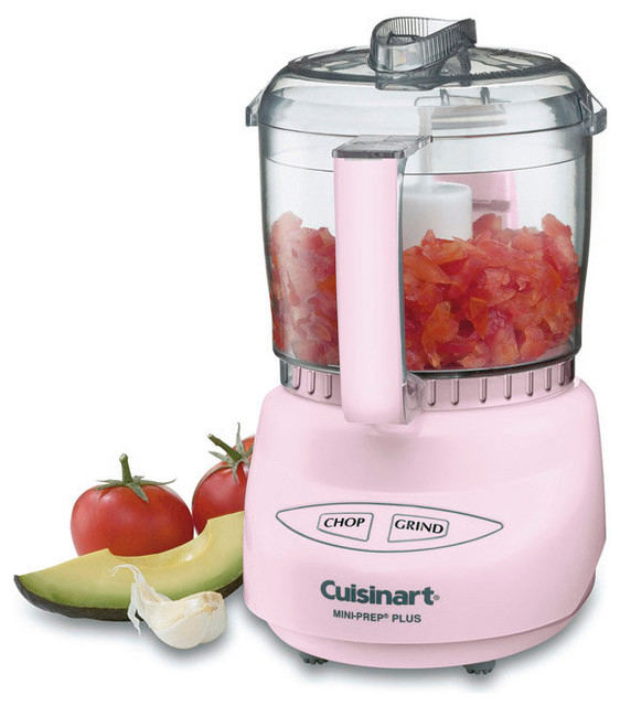 Green Kitchenaid Food Processor: Cuisinart Pink Mini-Prep Plus Food Processor
