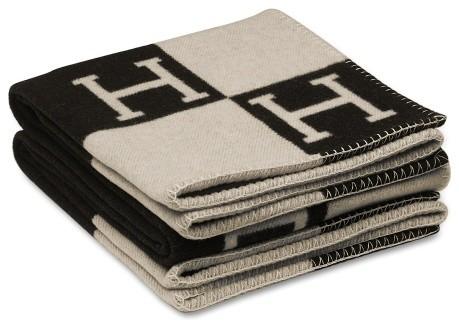 Hermès Avalon Blankets decorative-pillows