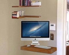 Need ideas on a corner / wall mounted desk