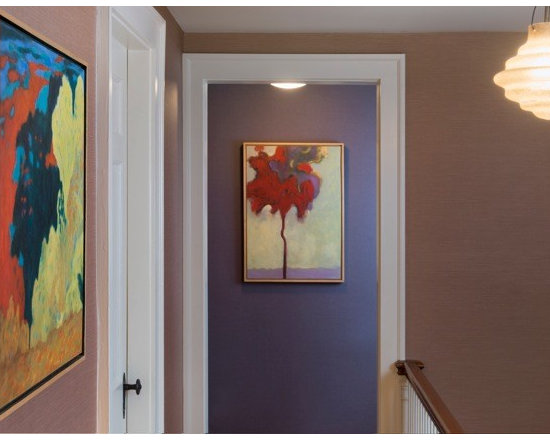 Paintings at residence in Boston MA. -