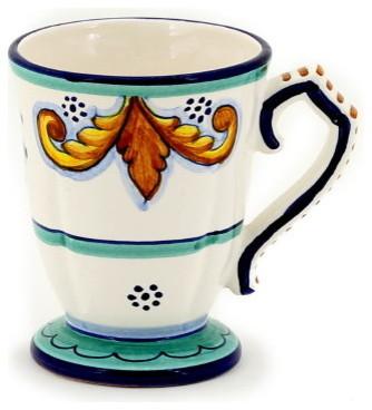 Principe: Scalloped Mug mediterranean-mugs