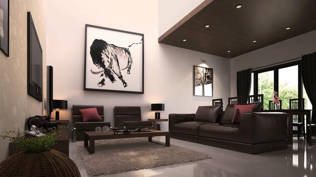 Mock-Up Villa contemporary