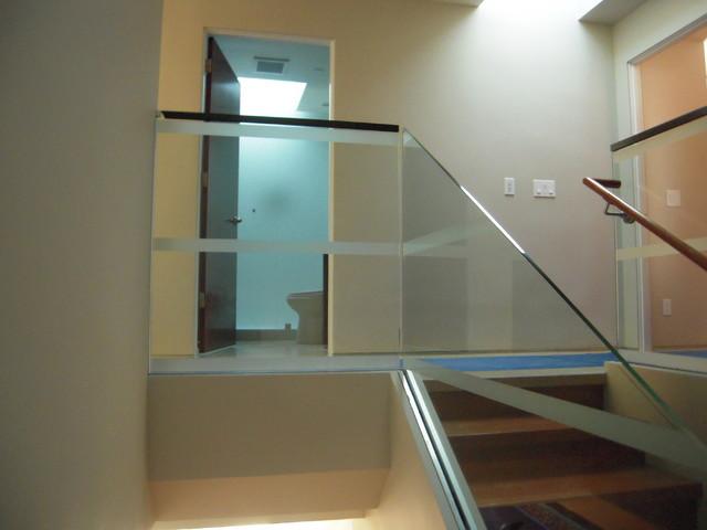 Glass Stair Railings Interior: Glass Railings (Interior And Exterior)