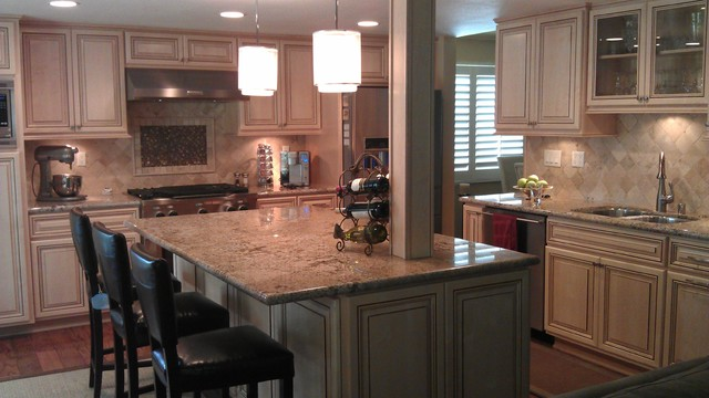 Kitchen Remodeling - Huntington Beach traditional-kitchen
